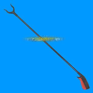 1m Plastic Reach Stick With Claw