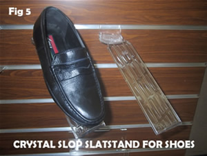 shoe slat hook