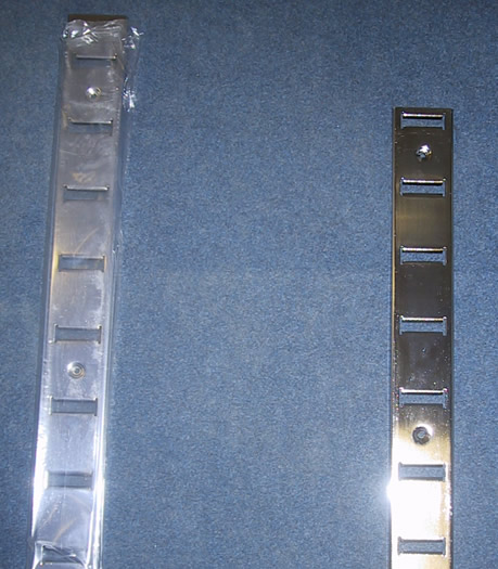 steel slatwall band