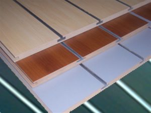 sample slat boards